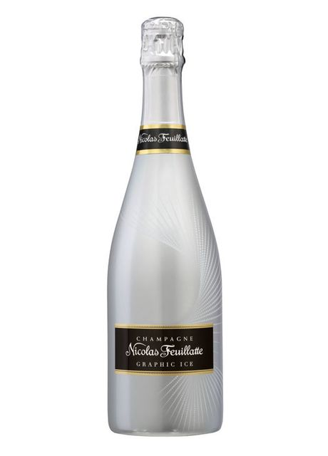 Champagne Nicolas Feuillatte - Graphic Ice Bouteille