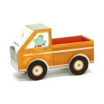 Krooom - Jouet à plier : Fold my car! : Camionnette à remorque