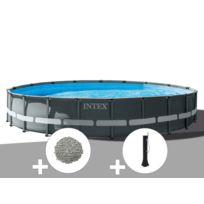 piscine tubulaire 1m22 catalogue 2019 rueducommerce. Black Bedroom Furniture Sets. Home Design Ideas