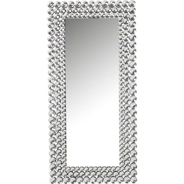 Karedesign Miroir Diamond Fever rectangulaire 162x78cm Kare Design