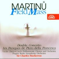 Supraphon - Field Mass Double Concerto - Cd