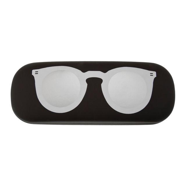 Incidence - Etui A Lunettes - Picto lunettes - Noir - pas cher Achat ... c9761fefc3c8