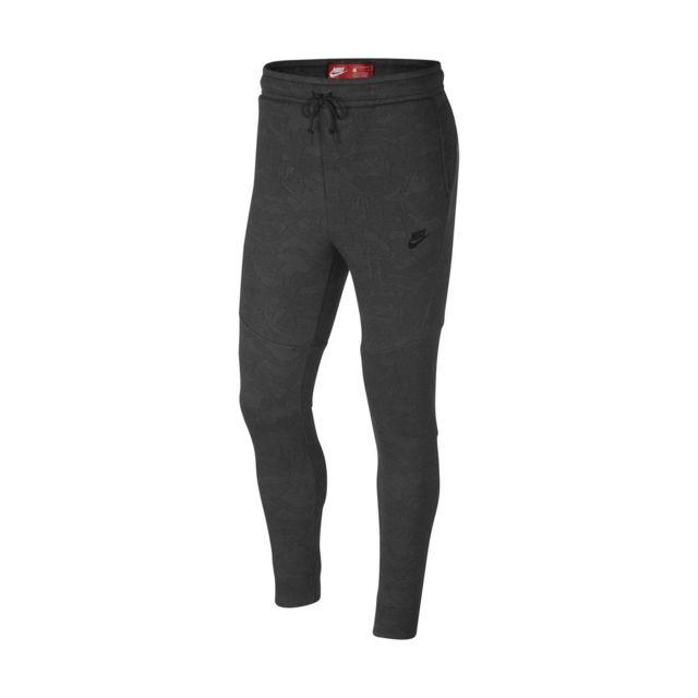 Nike - Pantalon de survêtement Sportswear Tech Fleece - 863515-038 - pas  cher Achat   Vente Survêtement homme - RueDuCommerce 4208665dbff8