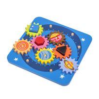 Tobar - Puzzle de l'espace à rouages