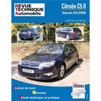 Topcar - Revue technique pour Citroën C5 2 1,6 et 2,0HDI