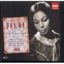 Parlophone - Mirella Freni - The opera singer Coffret