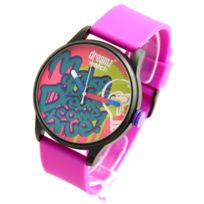 Dream Femme - Montre Femme Silicone Violet Dream Citizen 1826