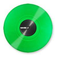 Serato - Paire Vinyl Green