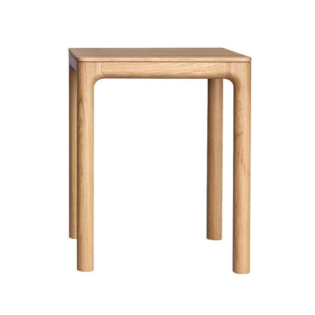 Zeitraum Table M11 rectangulaire - Chêne - 90 x 60 cm