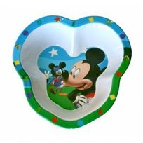 Mickey Mouse - Assiette Creuse : Mickey - Mélamine