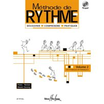 Lemoine - Teslar Y./ Gevray A Methode De Rythme Vol.2 + Cd
