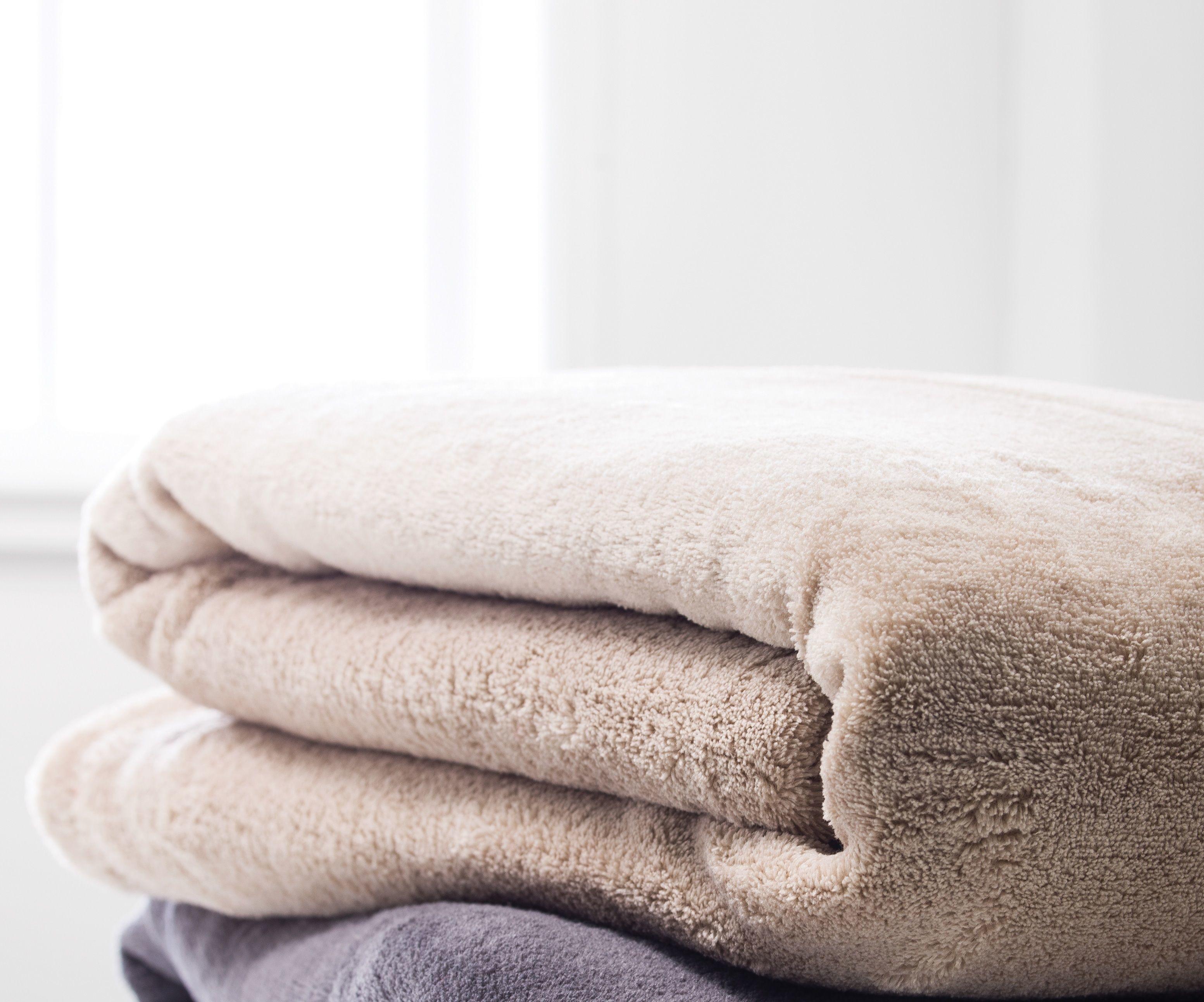 Couverture en polyester