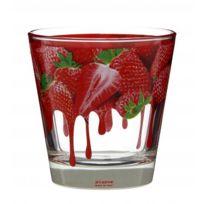 Cerve Verrerie - Lot de 6 verres Extra strawberry
