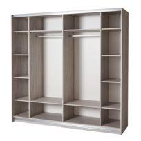 Armoire chambre porte coulissante - catalogue 2019 - [RueDuCommerce ...