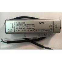 Self - Slt30-24VLC - Transformateur Led 50/60Hz Dc 24V Max 30W Ip64