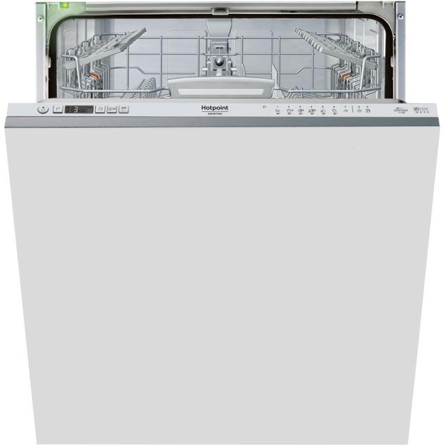 HOTPOINT lave-vaisselle 60cm 14c 41db a++ tout integrable - hio3t21we
