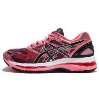 Asics - Gel Nimbus 19 Diva Pink chaussure running femme
