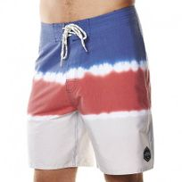Rip Curl Short de plage Skies Above Bleu