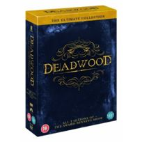 Paramount Pictures - Deadwood Ultimate Collection Seasons 1-3 DVD, IMPORT Anglais, IMPORT Coffret De 12 Dvd - Edition simple