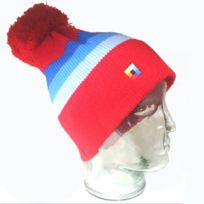 Coal - Bonnet Pompon Freezin Red