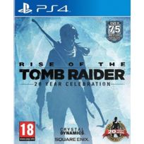 Square Enix - Rise of the Tomb Raider 20eme anniversaire
