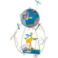 L'OISEAU Bateau - Mobile Schlumpeters L'enfant et l'avion