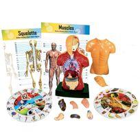 Kaptaia - Coffret scientifique : Le corps humain