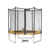 Kangui - Trampoline Funni Pop 250 + filet - 3 pieds