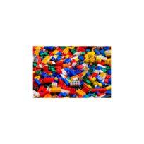 Q Bricks - Briques en vrac Qbricks Compatible Lego - 500 grammes