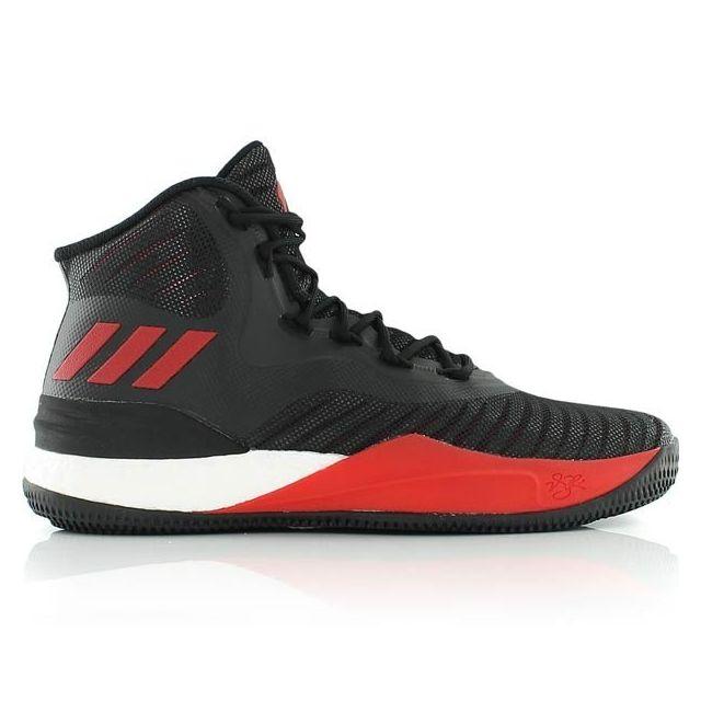 best service e7e27 51a27 Adidas - Chaussure de Basketball Performance D Rose 8 Noir pour adulte  Pointure - 42 23 - pas cher Achat  Vente Chaussures basket - RueDuCommerce