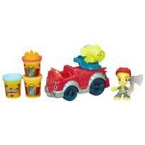 PLAY-DOH - Play Doh Town - Camion de pompier