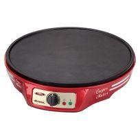 Ariete - 183 Crêpière électrique avec thermostat Rouge