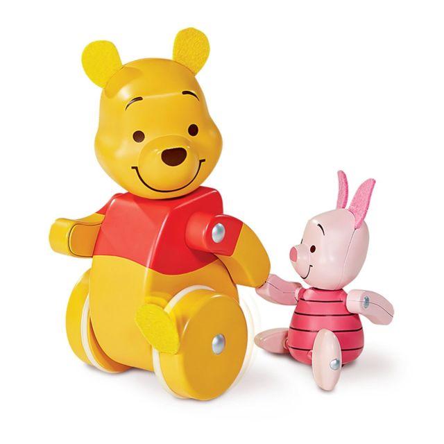 Tomy En route les amis : Winnie l'ourson et Porcinet