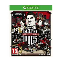 Square Enix - Sleeping Dogs - Definitive Edition import europe