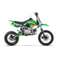 Moto Pit Bike 125 - Vert