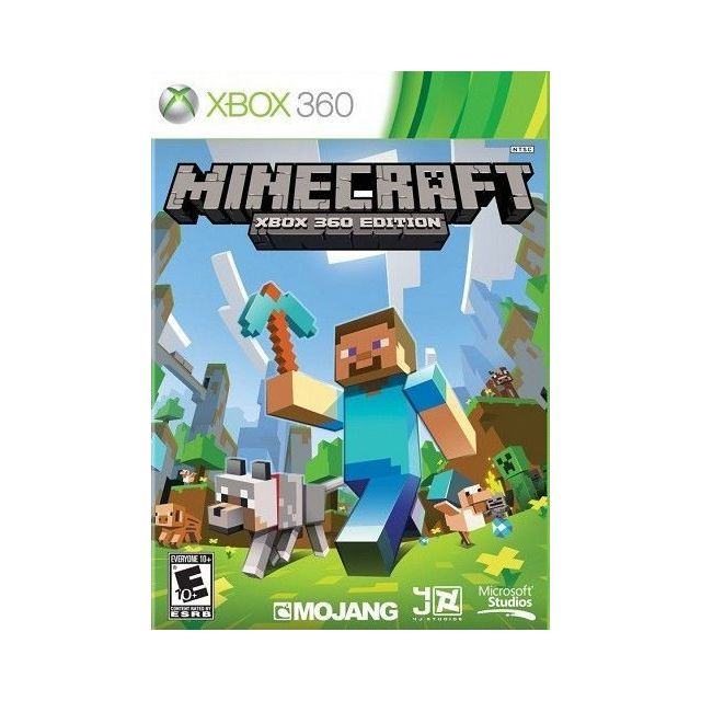 MICROSOFT Minecraft Version Francaise