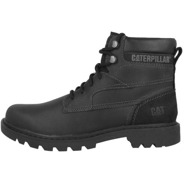 4da748c0b651c1 Caterpillar - Boots Bridgeport - Ref. P719194 - pas cher Achat / Vente Boots  homme - RueDuCommerce