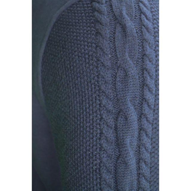 Lamartina - Veste zippée La Martina Ermes bleu marine pour homme