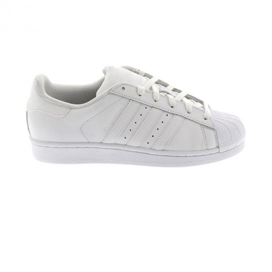 Adidas originals - Chaussures Superstar Jw Full White Blanc