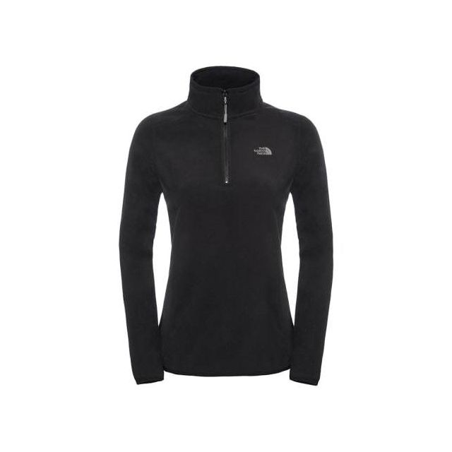 The north face Veste polaire 100 Glacier 14 Zip noir