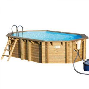 cap nord piscine hors sol en bois pas cher achat vente barri res verre et plexiglas. Black Bedroom Furniture Sets. Home Design Ideas