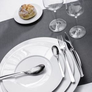 Guy degrenne service de table 12 pi ces esquisse par - Carrefour vaisselle de table ...