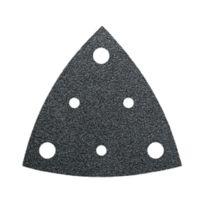 Fein - Feuilles abrasives en zircon K80, 35 pièces