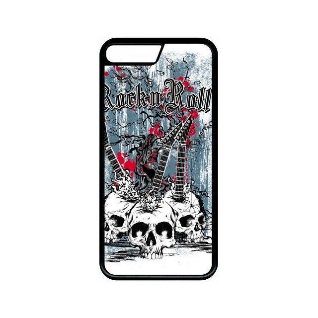 coque iphone 8 rock n roll