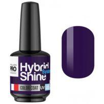 Mollon Pro - Mini Vernis Semi-Permanent Hybrid Shine 8ml Inky 2/23