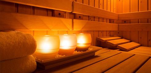 Sauna & chaleur infrarouge