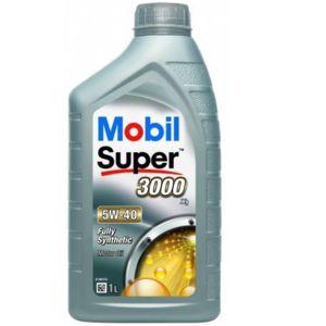 mobil huile 1 super 3000 x1 5w40 1l achat vente huiles moteurs pas de viscosit pas cher. Black Bedroom Furniture Sets. Home Design Ideas