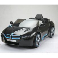 Bmw - Voiture électrique enfant luxe sport I8 coupé à télécommande Noir