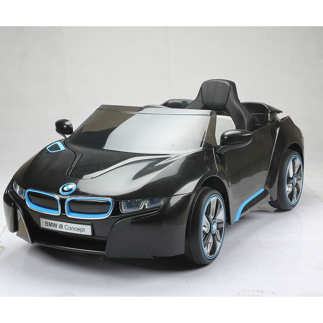 bmw voiture lectrique enfant luxe sport i8 coup. Black Bedroom Furniture Sets. Home Design Ideas