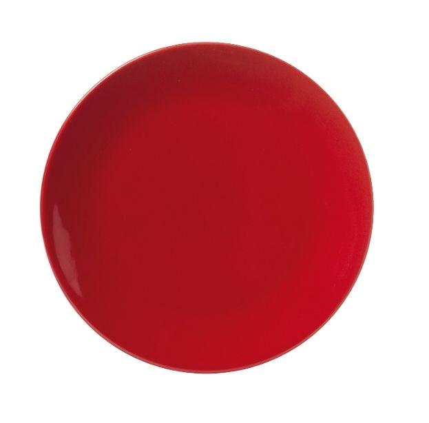Lebrun Assiette plate rubis 20 cm Vita